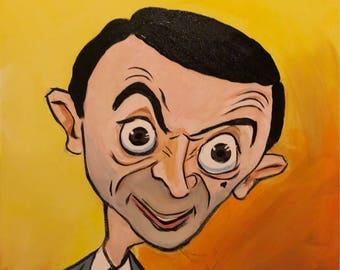 Mr Bean (2017) by Mark Redfield