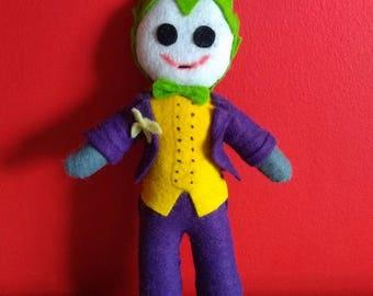 Handmade Joker Plush