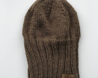 The OB Beanie: Taupe