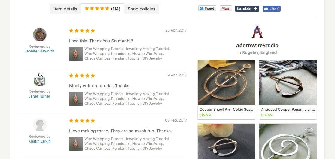 Wire Wrap Tutorial - Wire Tutorial - How to Wire Wrap - Jewellery ...