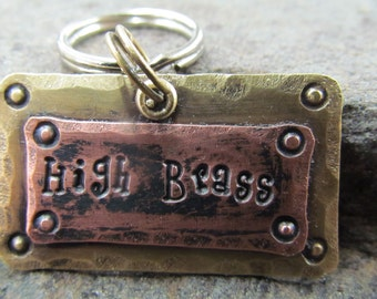 Dog Tag - dog id tag - Personalized Pet ID Tag - Dog Collar Tag - Pet Tag - Hand Stamped Tag - Engraved Tag Pet Accessories Pet Id Tag