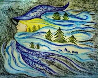 Mother nature (original)