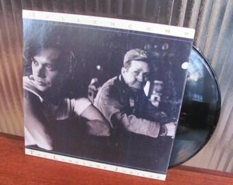 "Vintage 80's John Cougar Mellencamp The Lonesome Jubilee"" Vinyl Record Album - 1987 - 80's Band - 80's Album - Cherry Bomb - Paper in Fire"