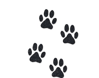 Set of 4 dog tracks in Thermo flex - color choice