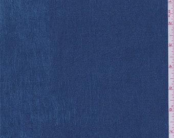 Oceanic Blue Stretch Slinky, Fabric By The Yard