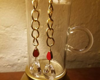 Cologne by Candlelight Earrings