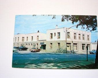 Penetanguishene  Postcard / Hotel Brule Postcard/ Ontario Postcard / vintage Hotel Postcard /