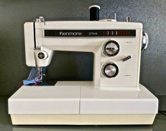 Kenmore 12 Stitch Sewing Machine