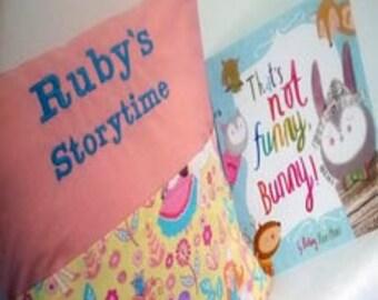 Personalised Storytime Cushion