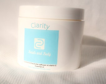 Clarity body butter cream