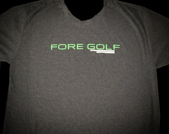 Fore Golf T-shirt