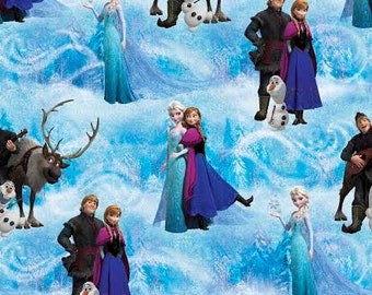 Frozen Fabrics Buyers Choice