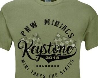 PNW MINIacs Club MTTS t-shirt