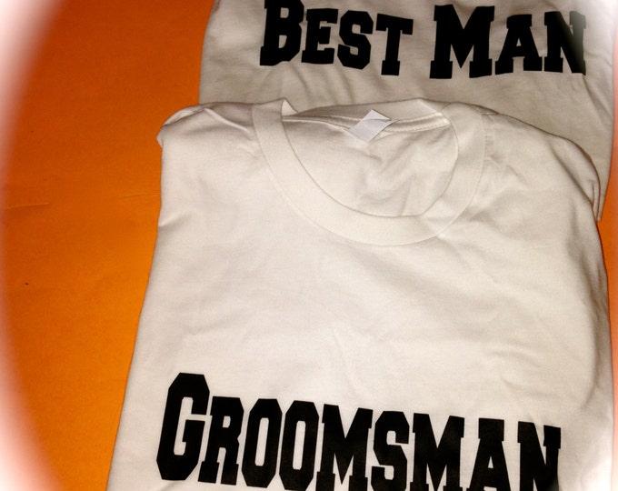 Groomsman shirt. Groom t-shirt. Wedding Shirts. Groomsmen shirts. Man of honor t-shirts. Groomsmen gifts. Groom t-shirt. wedding
