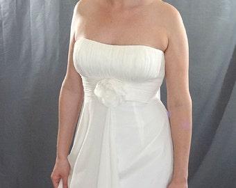 Soft Silk Tulle Veil, Ivory Wedding Veil, Soft Bridal Veil, Soft Tulle Veil