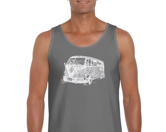 Men's Tank Top - THE 70'S