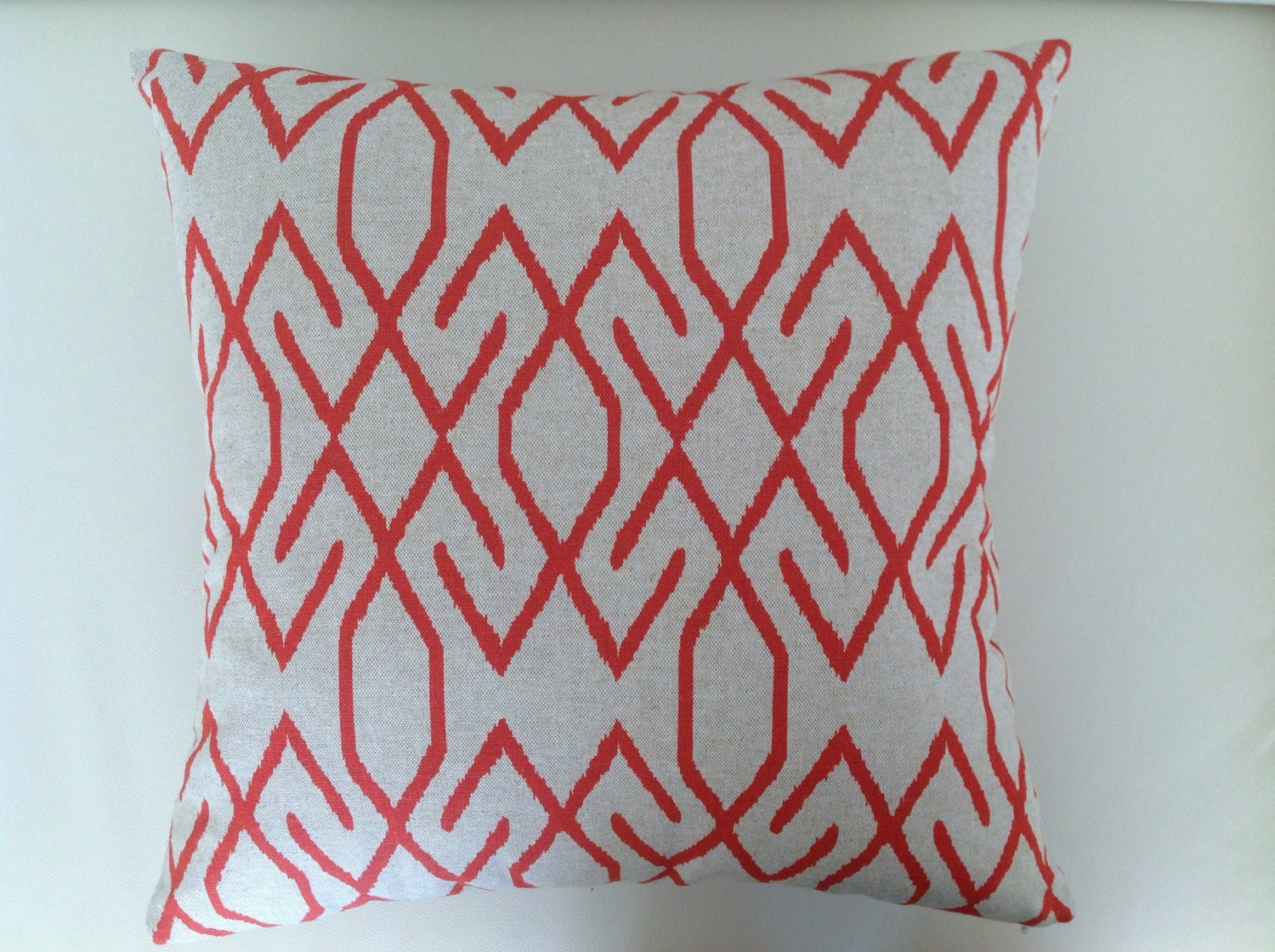 🔎zoom. designer cushions modern pillows contemporary red green