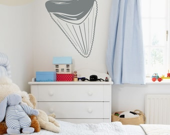 Shark Tooth - Vinyl Wall Decal