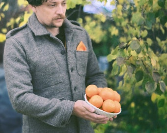 Wool Shirt Jackets--Made to Measure---Editions36