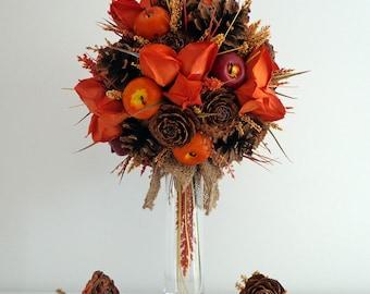 Wedding bouquet alternative country