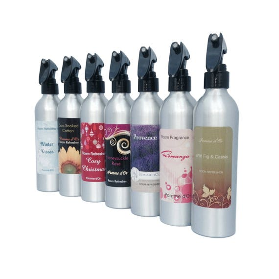 Room Refresher Sprays - 210ml