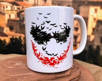 Psycho Bats  11oz or 15oz Coffee Mug.