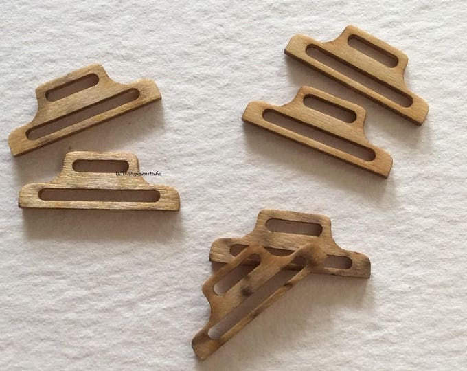 Handbag handle, for tinkering for the doll's room, the doll house, Dollhouse miniatures, cribs, miniatures, model making