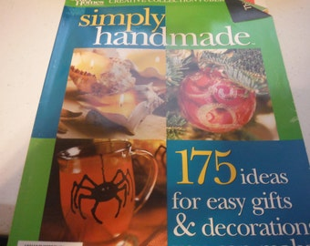 Better Homes and Gardens - Simply Handmade Fall 2002 Magazine