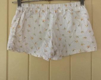 Handmade vintage look shorts