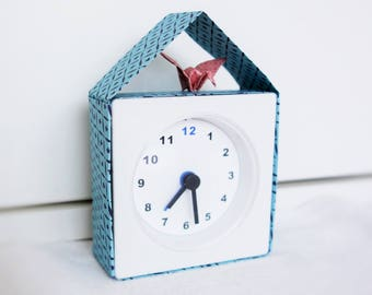 Small clock for cuckoo!