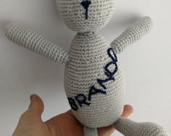 Teddy Plush Personalized