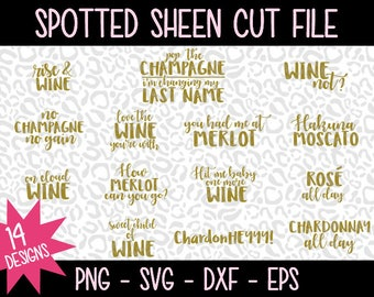 Bachelorette Wine PNG SVG eps and dxf Files for Cutting Machines Cameo or Cricut