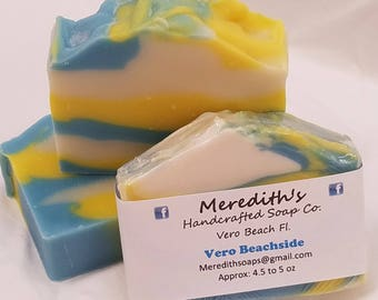 Vero Beachside Soap