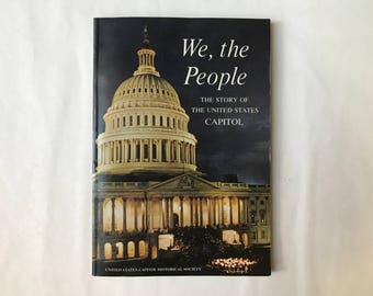We, the People The story of the United States Capitol by Lonnelle Aikman