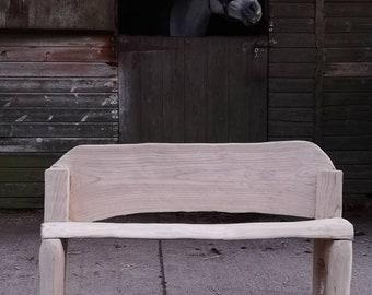 Southern beach garden bench