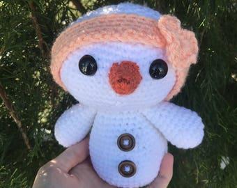 Small Lumi the Snowman
