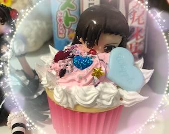 Girls Und Panzer decoden cupcake trinket box