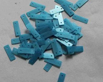 100 sequins blue color/KBRGS705