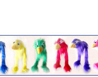 """20"""" Walking  Ducks puppets"""