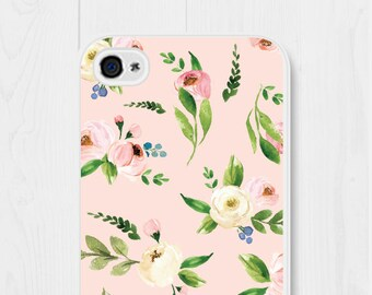 iPhone 7 Case Floral iPhone 6 Case Pink Phone Case Pink iPhone 5 Case Samsung Galaxy S7 Case Floral iPhone 6 Plus Case Pink iPhone 6s Case