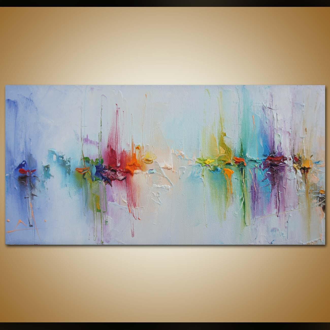 Zeitgenössische Kunst abstrakte Malerei Original-Kunst