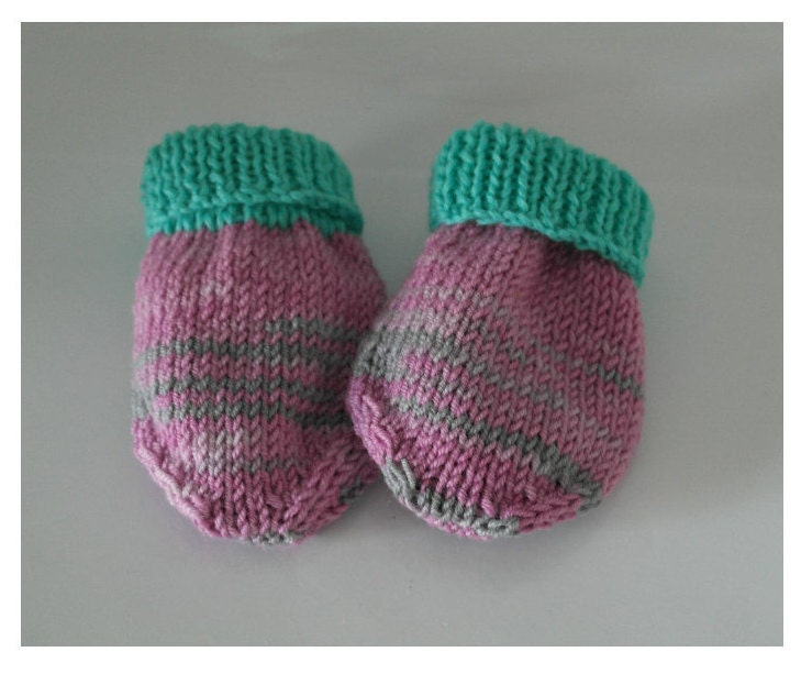 Baby Mittens Knitting Pattern Baby Mitts Baby Gloves Knitting