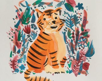 One Tiger