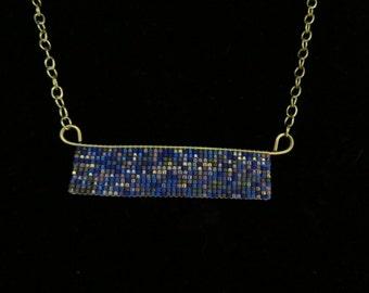 I've got the Blues necklace.