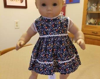 American Girl Bitty Baby Doll Dress (SKU M67)