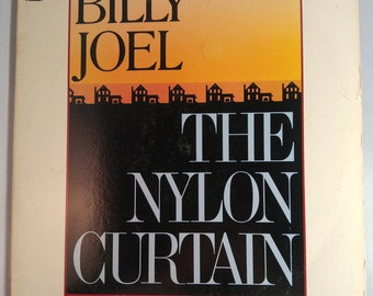 Billy Joel - The Nylon Curtain - Vintage Vinyl Record Album