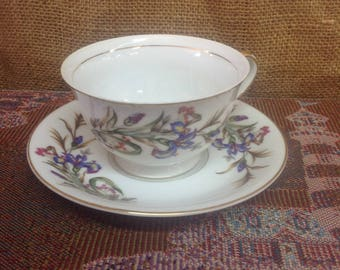 B-S Japan Small Cup &  Saucer