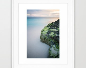 Beach Photography Prints for Bedroom, Beach House Decor Wall, Sunrise Art Prints, Ocean Print, Coastal Wall Decor, Nautical Decoration