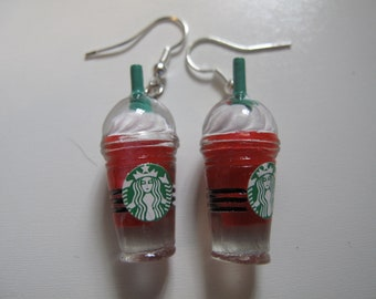 Cute Mini-Frappe' Earrings  - Assorted colors available