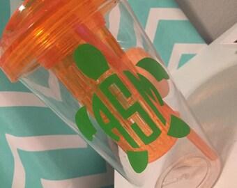 Monogrammed Fruit Infuser Cup
